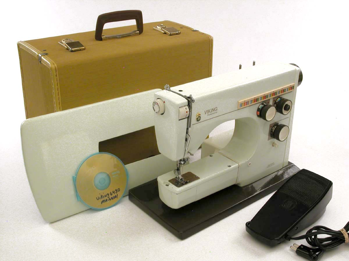 viking 6430 sewing machine