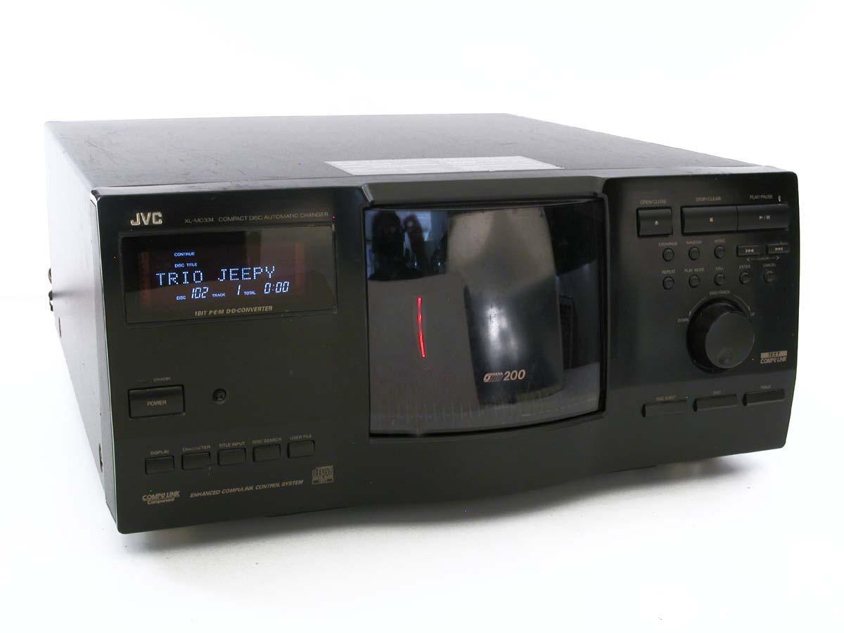 JVC XL-MC3200-CD changer at m