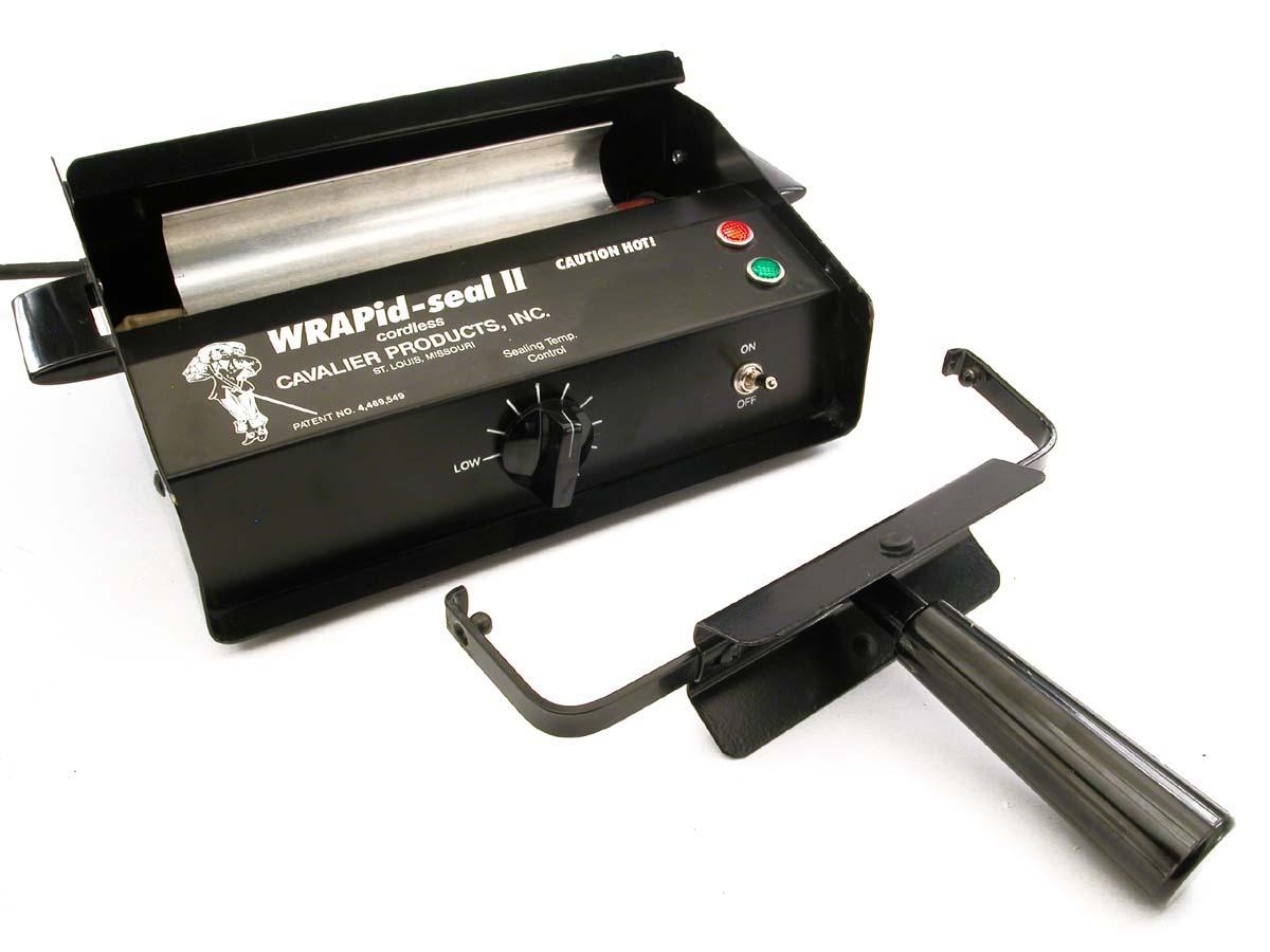 shrink wrap sealing machine